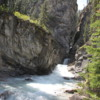 Yoho Valley -- Twin Falls Creek.  Several kms from the waterfall