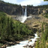 Yoho Valley -- Twin Falls