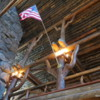 Details, Old Faithful Inn, Yellowstone National Park