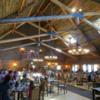 Dining room, Old Faithful Inn, Yellowstone National Park