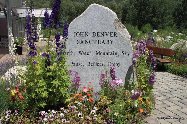 John Denver Sanctuary, Aspen