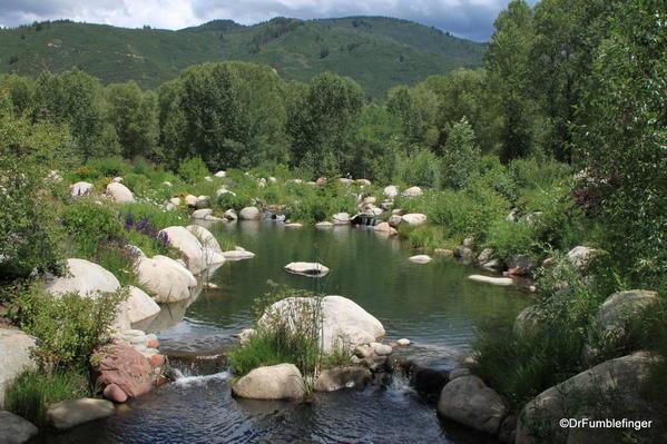 Creek adjoining John Denver Sanctuary, Aspen