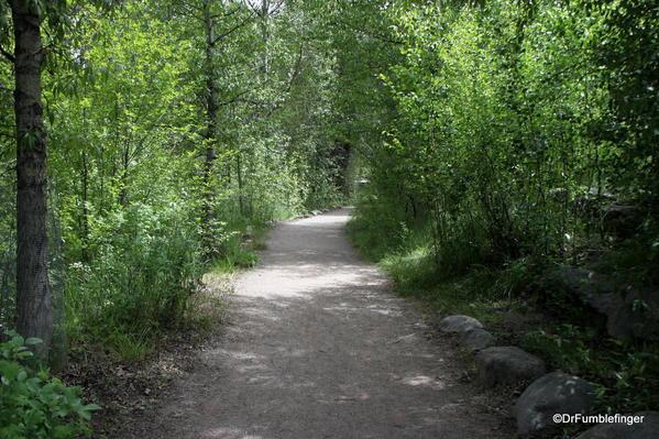 Path, John Denver Sanctuary, Aspen