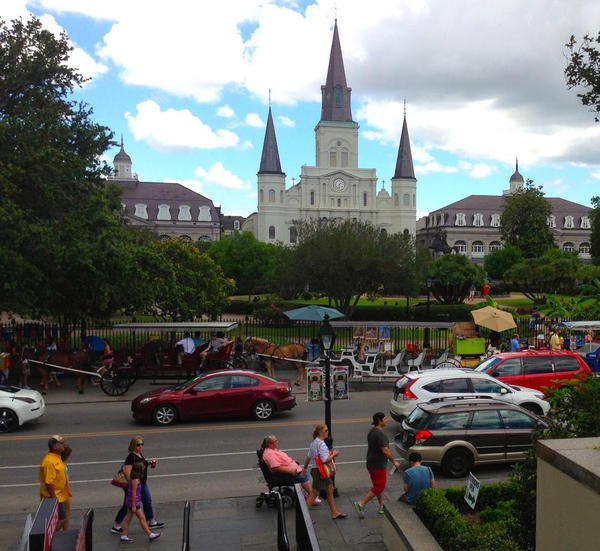 New Orleans-St. Louis Cathedral