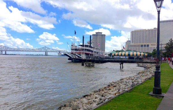 New Orleans on the River
