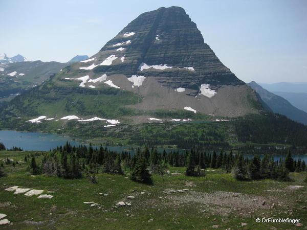 Glacier National Park -- Hidden Lakes