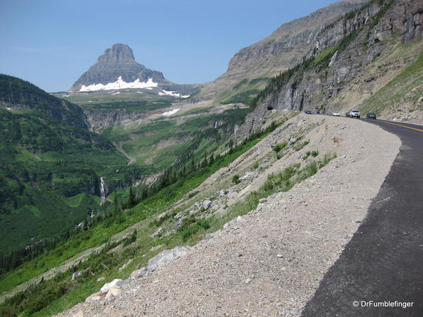 Glacier National Park -- Going to Sun Hwy