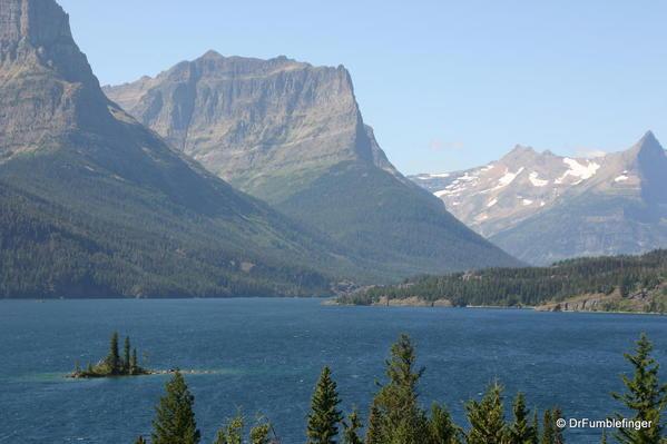 Glacier National Park -- St. Mary's Lake