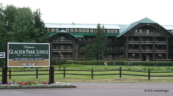 East Glacier -- Glacier Park Lodge