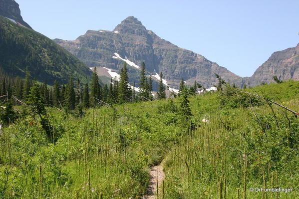 Glacier National Park -- Upper Two Medicine Lake
