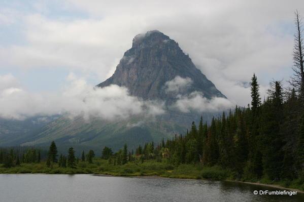 Glacier National Park -- Sinopah Mountain
