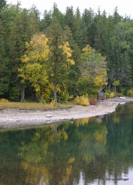 Glacier National Park -- Lake McDonald