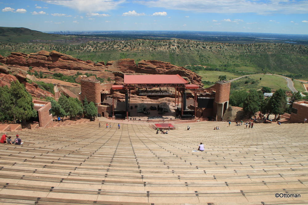 Gumbo S Pic Of The Day August 27 2015 Red Rocks Amphitheatre Red Rocks Park Colorado Travelgumbo