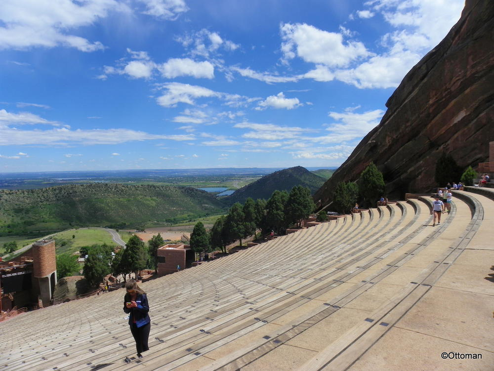 Gumbo S Pic Of The Day August 27 2015 Red Rocks Amphitheatre Red