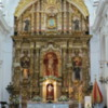 Altarpiece, The Church of Our Lady of Pilar, Recoleta