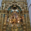 Side alter, The Church of Our Lady of Pilar, Recoleta