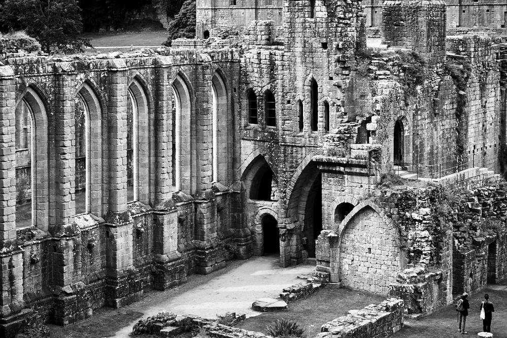 Car Parking At Fountains Abbey