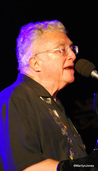 Randy Newman performed his many hits including