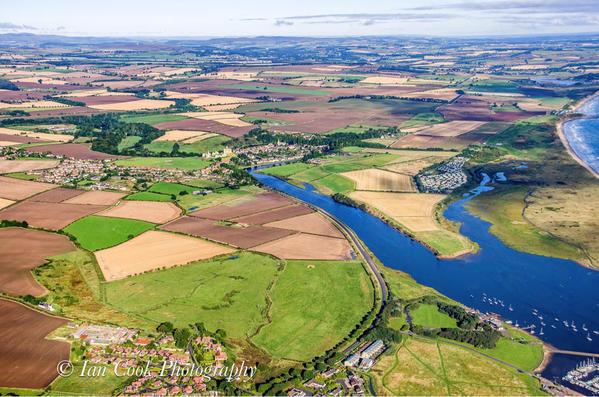 Amble & Warkworth, Northumberland, England