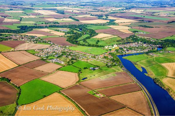 Warkworth, Northumberland, England