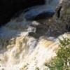 Bottom of Kakabeka Falls: Oliver Paipoonge, Ontario