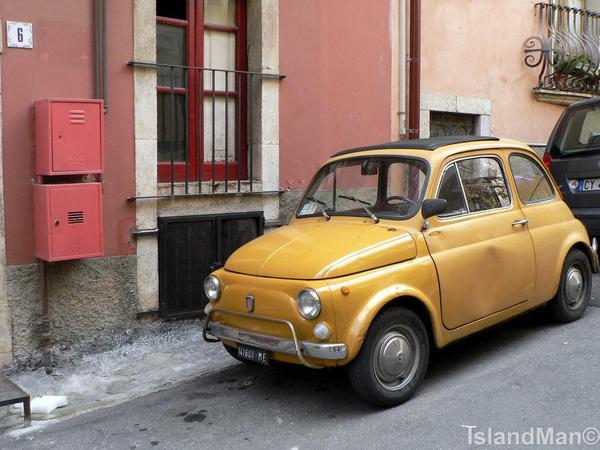 Sicilian Fiat
