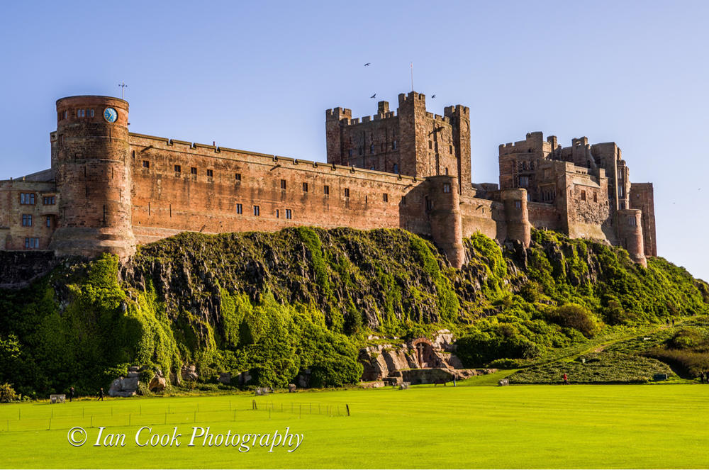 bamburgh castle - photo #26