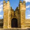 Photo 03-11-2015, 14 14 48 Alnwick Castle main gate