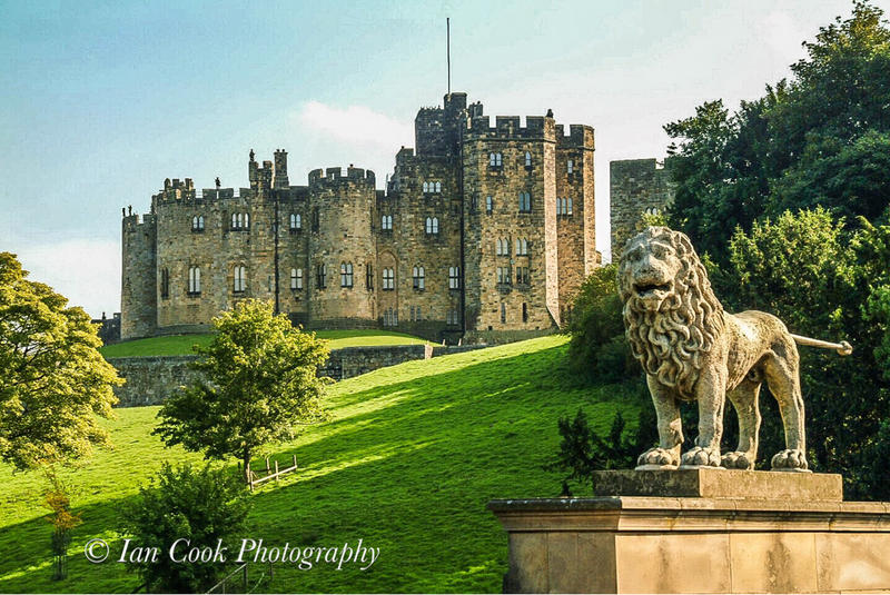how to get to alnwick castle