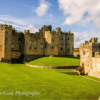Photo 03-11-2015, 14 17 09 Alnwick Castle from the  perimeter wall