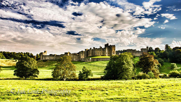 Photo 03-11-2015, 14 17 44 Alnwick Castle from the Deer Park