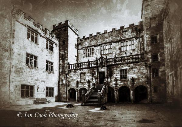 Chillingham Castle, Northumberland