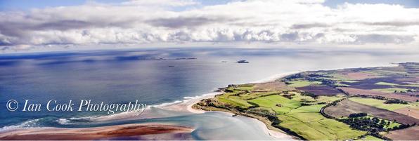 Budle Bay & Farne Islands, Northumberland
