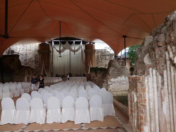 39 2015-11 Guatemala Antigua Santo Domingo Monastery 24