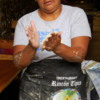 54 2015-11 Guatemala Antigua Tortilla Making 09: How to make corn tortillas-2