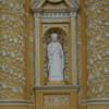 61 2015-11 Guatemala Antigua La Merced Church 10: La Merced Church statue