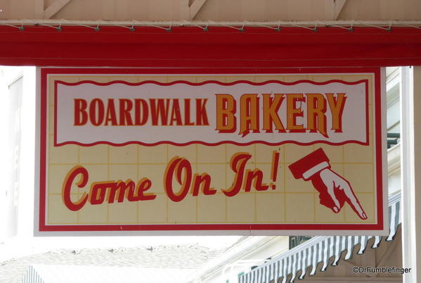 Boardwalk, Walt Disney World, Florida