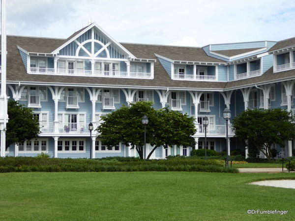 Disney Beach Club, Walt Disney World, Florida