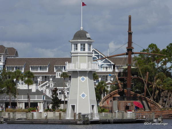 Disney Yacht Club, Walt Disney World, Florida