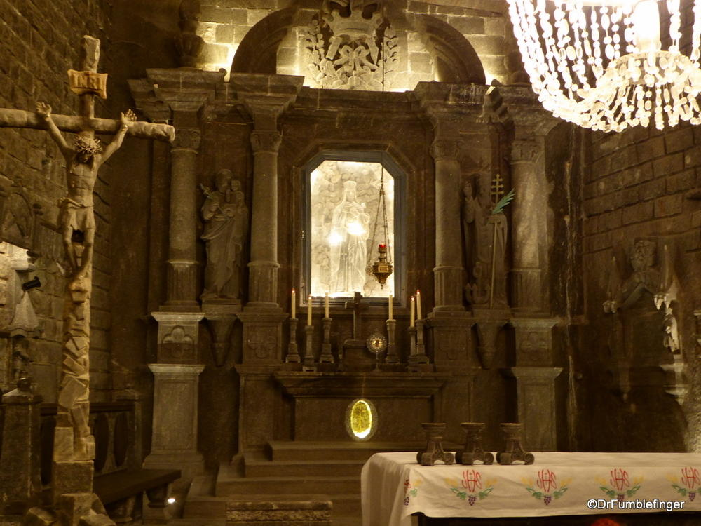 wieliczka salt mine poland where gumbo was 142 travelgumbo. Black Bedroom Furniture Sets. Home Design Ideas