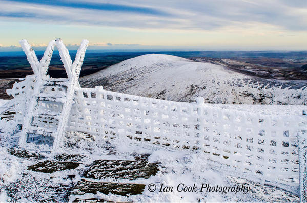 6. Hedgehope Hill from The Cheviot