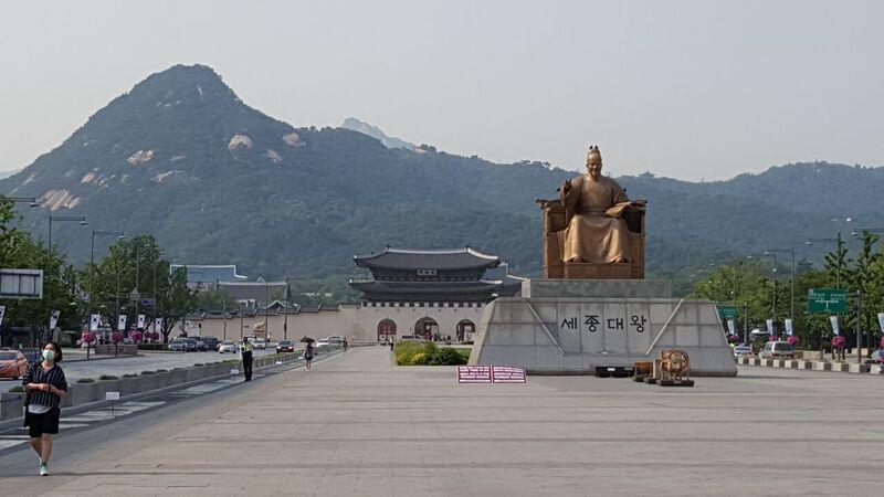 Image result for gyeongbokgung palace