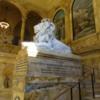 Boston Public Library.  Grand staircase