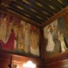 Boston Public Library.  Abbey Room Murals