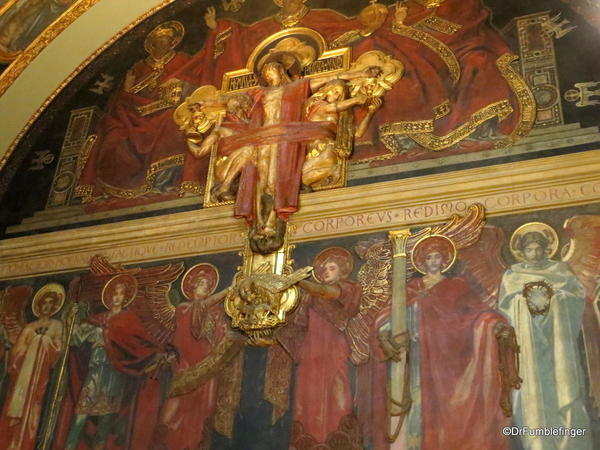 40 Boston Public Library. Sargent Gallery Murals