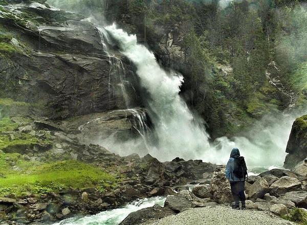 Kimmel Falls, Austria 2