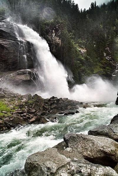 Kimmel Falls, Austria 3