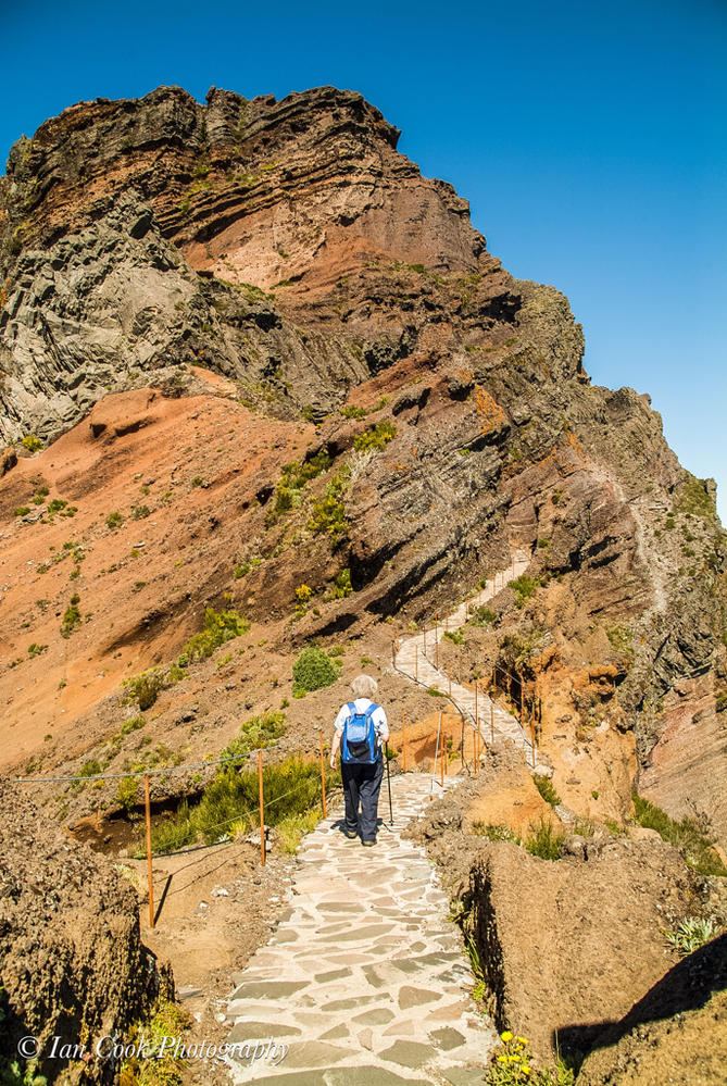 Pico De Arieo A High Altitude Hike In Madeira Travelgumbo