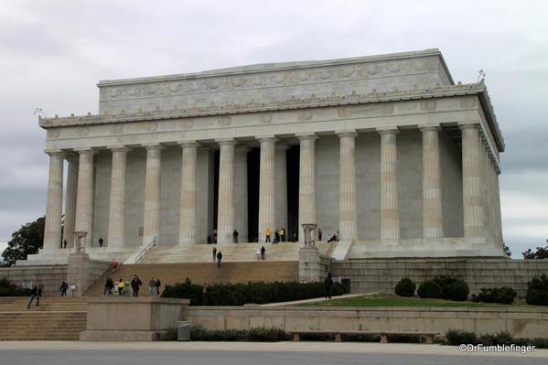 Washington 152 Lincoln Memorial