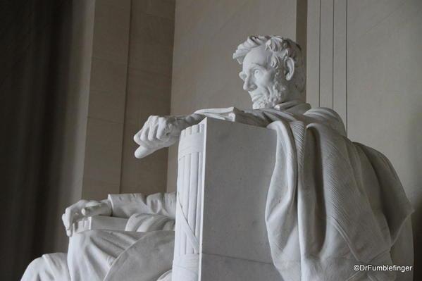 Washington 161 Lincoln Memorial
